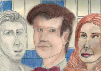 Doctor Who ( Day 46) by ForcePond