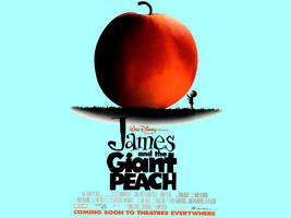 James and the Giant Peach by JamesGiantPeachClub