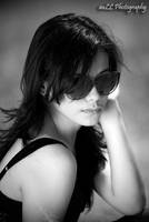 Micka in BW by paten