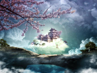 Himeji Dream by chanito
