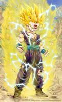 Super Gohan 2 by Naarouto