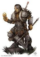 Pathfinder: Symbol of my Enemy by BadInspiration
