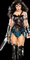 Gal Gadot as Wonder Woman PNG by nickelbackloverxoxox