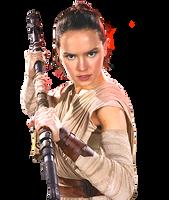 Star Wars VII-Rey PNG 4 by nickelbackloverxoxox
