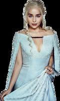 Daenerys Targaryen-GoT EW PNG by nickelbackloverxoxox