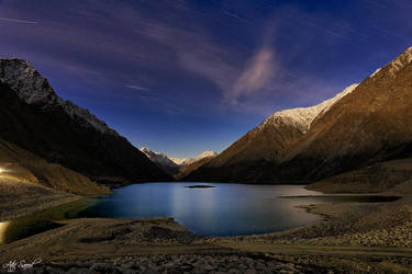 Satpara Dam.. by M-Atif-Saeed