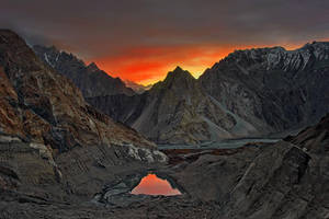 Mordor.. by M-Atif-Saeed