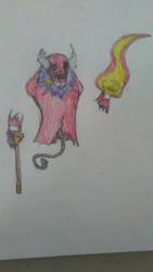 The Devil Of Lunar City by Rickterscyth