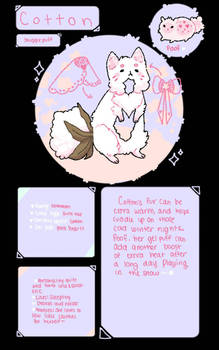 [APP] Cotton by KatyaHam