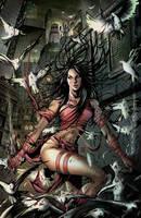 Elektra by MelikeAcar