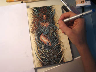 Witchblade by MelikeAcar