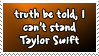 Taylor Swift by WaywardSoothsayer