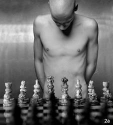 Chessman- Silence by arasacer