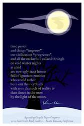 Moonlight Poem by vanilla-vanilla
