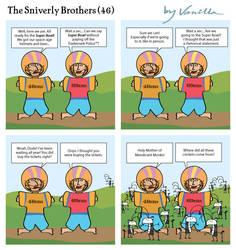 The Sniverly Brothers Do Sooper Bowl by vanilla-vanilla