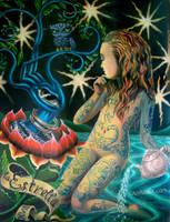 star alice tarot by cannibol