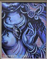 blue tara by cannibol
