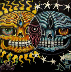 Muerte eclipse by cannibol