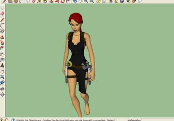 WIP Clara Soft model by EvesAria