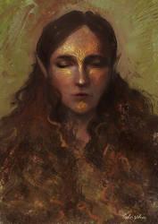 Gold by Patrisska