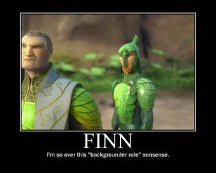 Give Finn a Lead Role by BrainyxBat