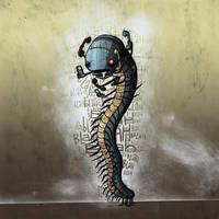 Centipede by Si2