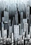 Cold metropolis by Si2