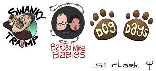 Logo designs by Si2