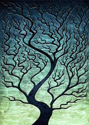 Water Tree by Si2