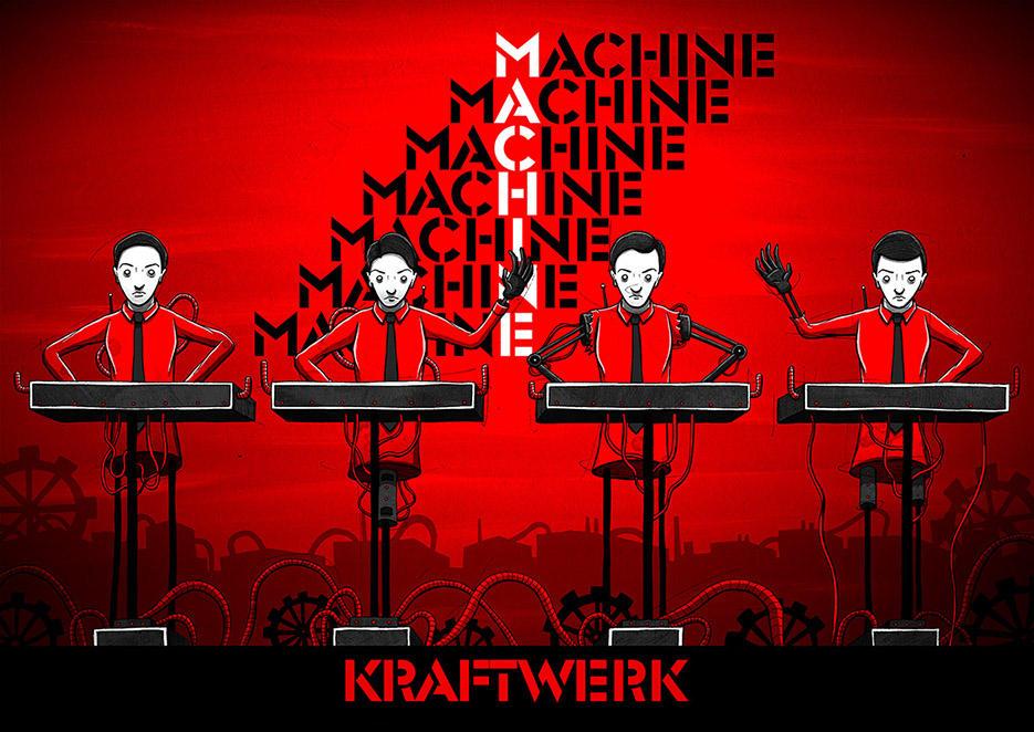 Kraftwerk by Si2