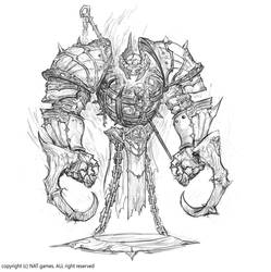 1515 Great Golem 1 by alswns3421