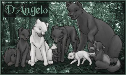 D'Angelo by Pixae