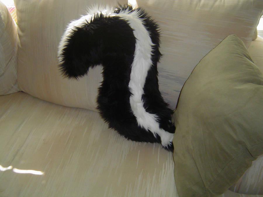 Skunk Tail 4 Wip By Hikalu21 On Deviantart