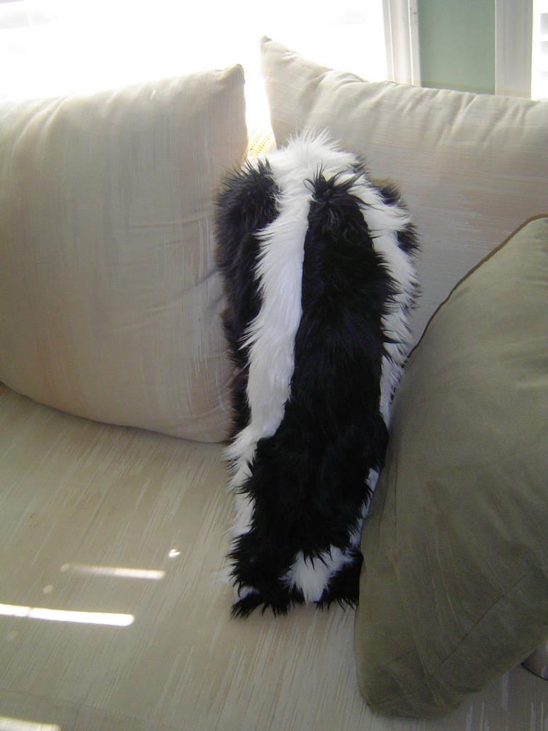 Skunk Tail 4 Wip 2 By Hikalu21 On Deviantart
