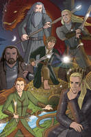 The Hobbit by JericaWinters