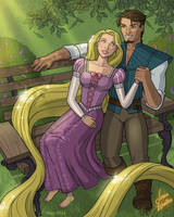 Tangled by JericaWinters