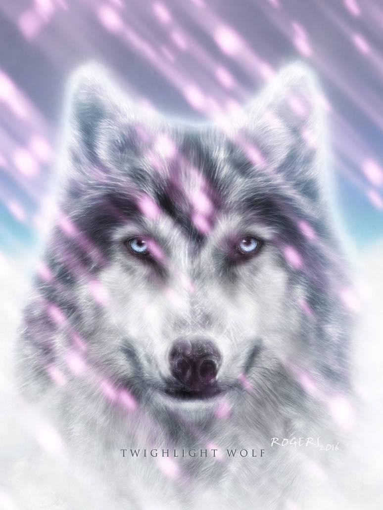 Twighlight Wolf by Red-Rogers