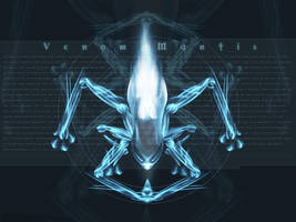 Venom Mantis by Red-Rogers