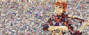 Lindsey Stirling The Instagram Wall by cmdrsamu