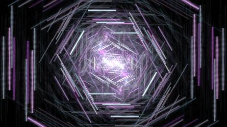 Binary Galaxy by biomatter