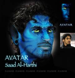 Saad Al-Harthi AVATAR by samart4me
