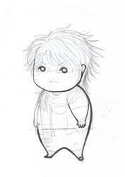 Zeek chibi sketch by nikki-nekochan