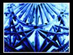 blue glass by Aka-Joe
