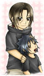 My Beloved Brother by Aka-Joe