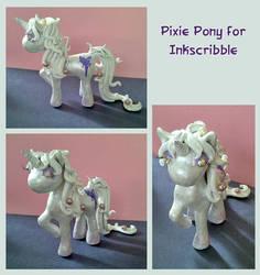 Pixie Pony by balletvamp
