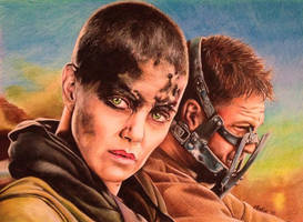 Fury Road by fionabird
