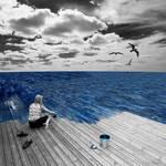work on the sea by alltelleringet