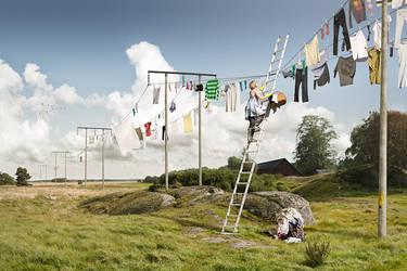 Big laundry day by alltelleringet