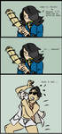 Fallout 4: Disguises by bookwormcat