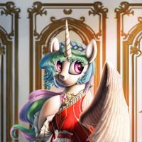 Sun Princess by Chryseum